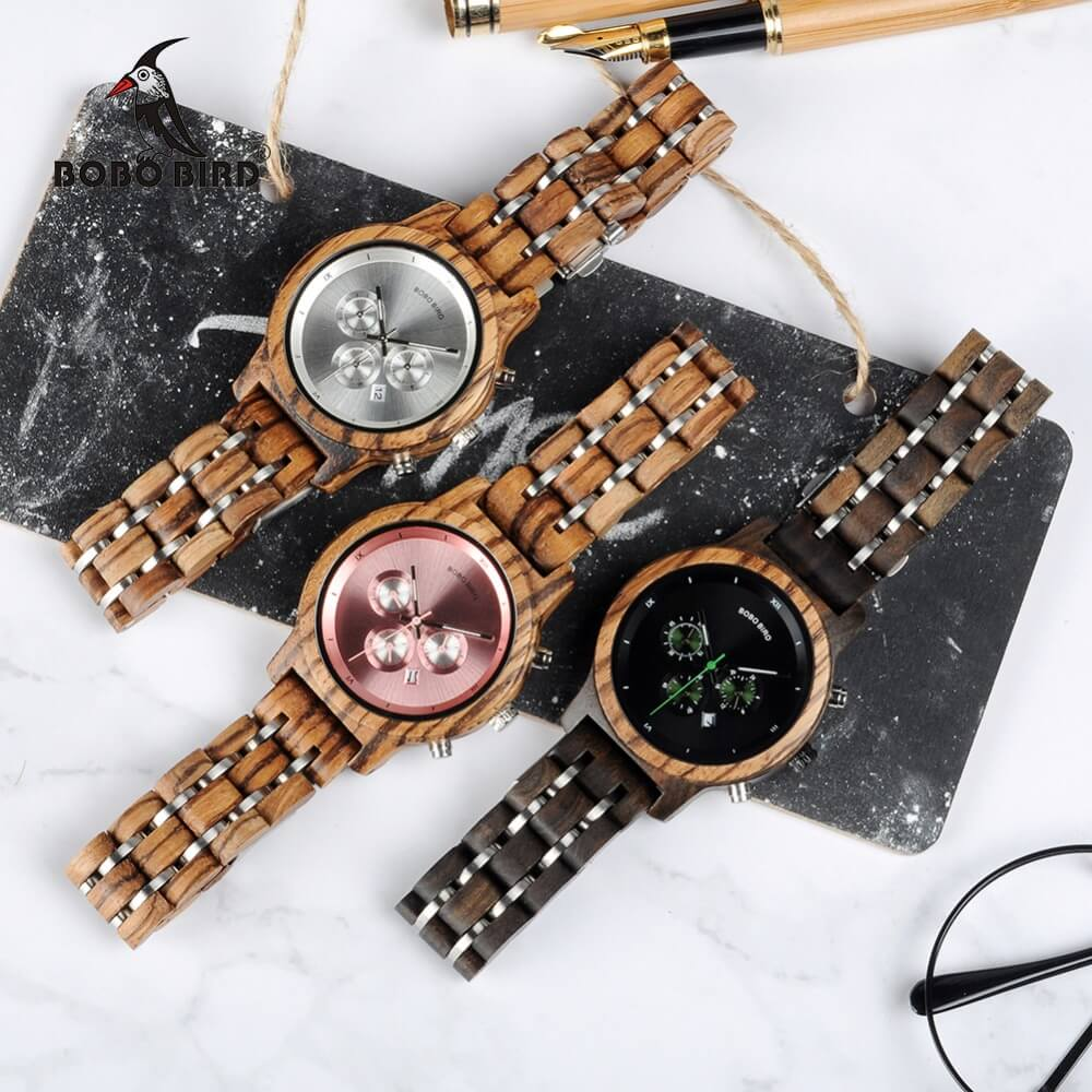 Pure – Women Wooden Watch – 2019 Luxury Watch