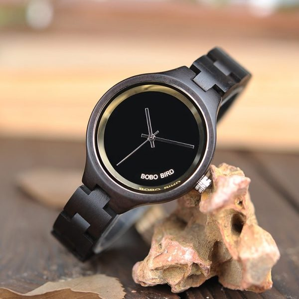 Xalibu – Bamboo watch / Wooden watch