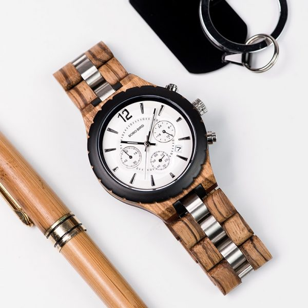 OPUS  – Luxury Wooden Watch for Men and Women – 2019